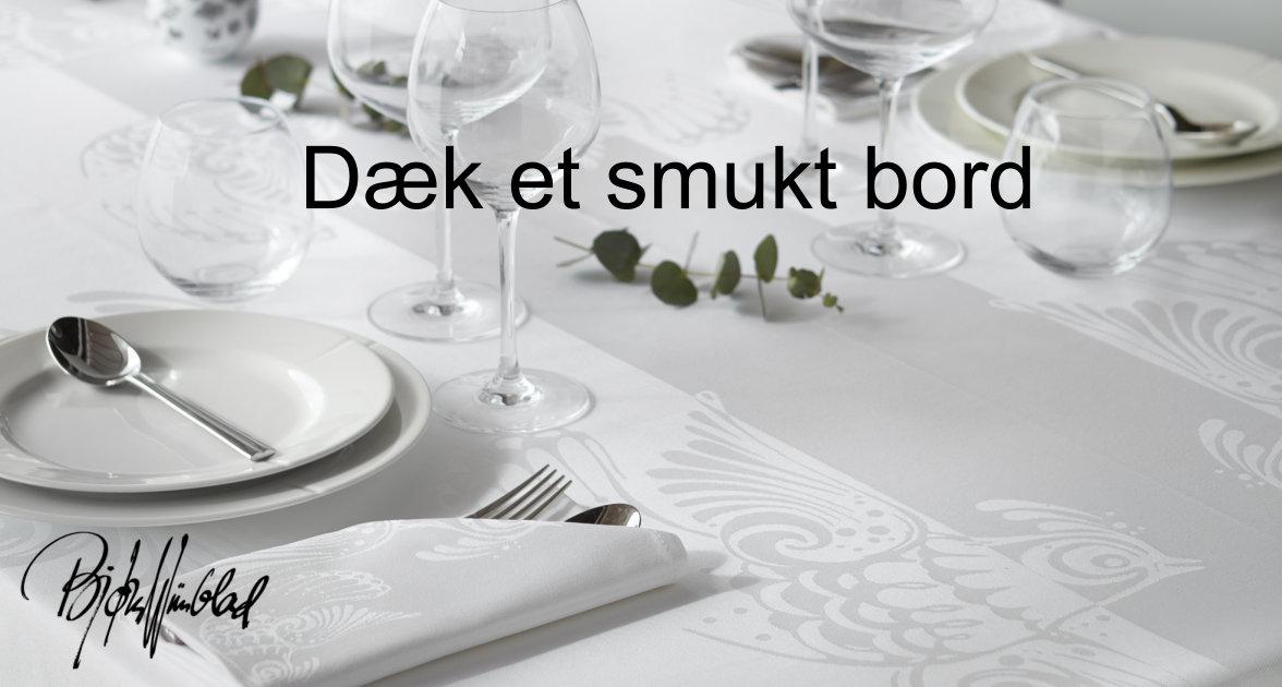 Bjørn Wiinblad duge