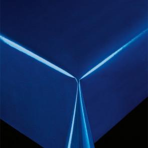 Trend Uni blå - ensfarvet pvc fri voksdug