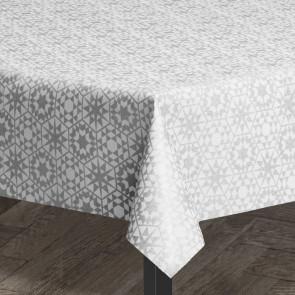 Christmas Sølv, Juna tekstildug i metermål - Design Nanna Ditzel