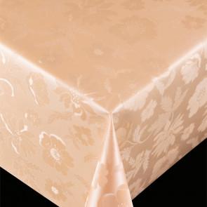 Diamond Champagne - pvc fri voksdug med flot præget mønster