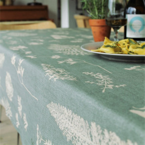 Imprint Grøn, Note by Susanne Schjerning akryldug med antiskrid