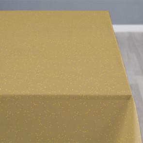New Harmony Golden - Södahl tekstildug med skridsikker bagside